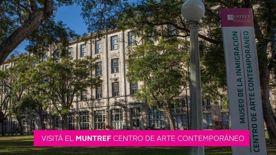 Resultado de imagen para MUNTREF Centro de Arte Contemporáneo
