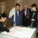 Ai Weiwei visitó el MUNTREF