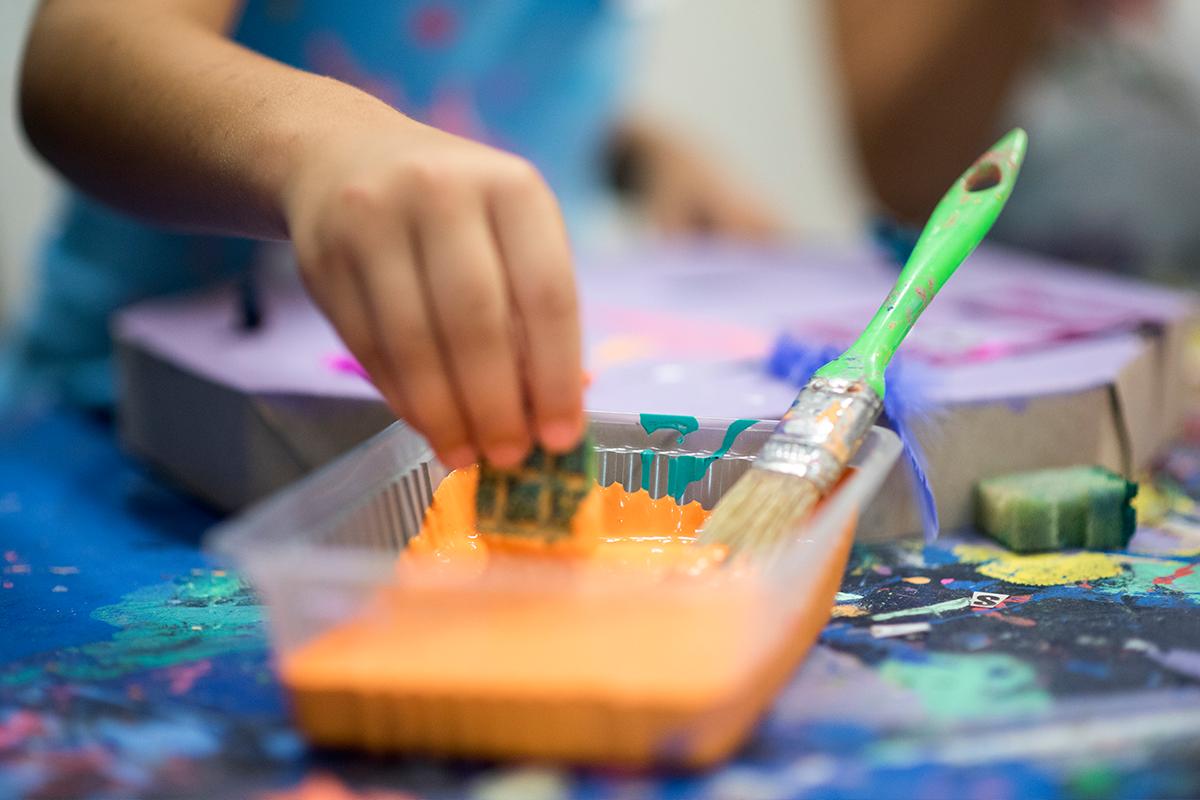 Taller dirigido a jóvenes y adultos: Laboratorio de Acuarela