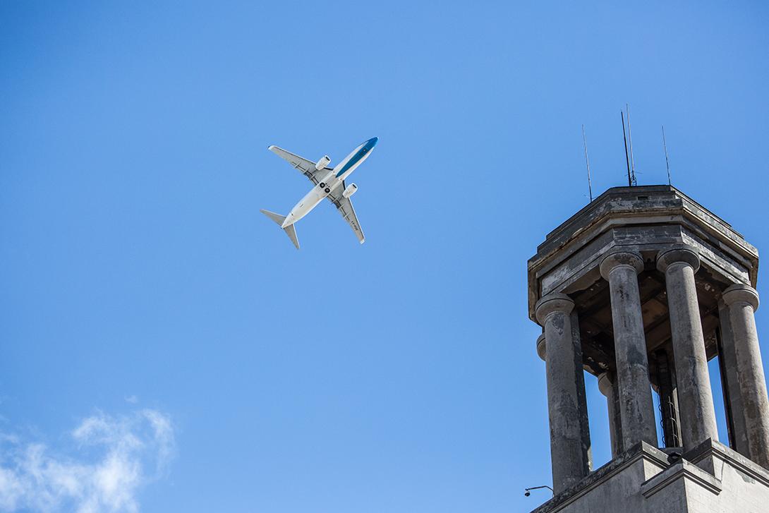 Eficacia en la Gestión de Transporte Aéreo
