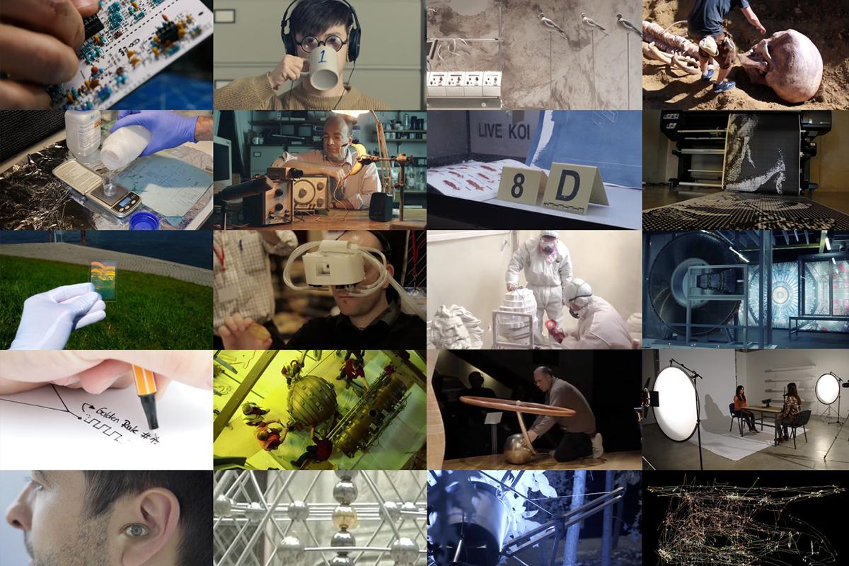 """Apertura de la muestra """"Lo cotidiano en el Arte y la Ciencia"""""""