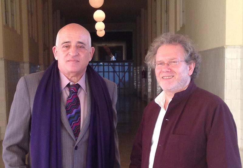 Georges Didi-Huberman en MUNTREF